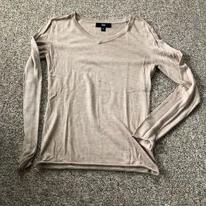 V-neck sweater by Mossimo, small